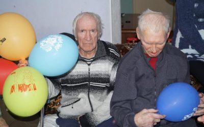 Пансионат для пожилых с Паркинсоном