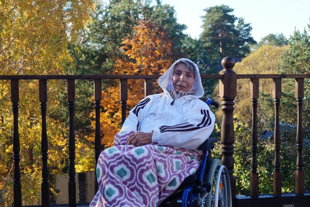 Пансионат для лежачих пожилых людей «Домашний Уют» Санкт-Петербург