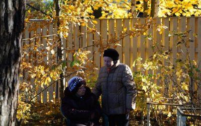 Пансионат для пожилых с болезнью Альцгеймера