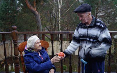 Уход за больными склерозом