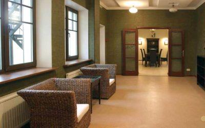 """Зона отдыха филиал Лисий нос, пансионат для пожилых людей """"Домашний Уют"""", 3 этаж"""
