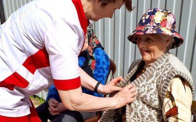 уход за больными деменцией в пансионате Домашний Уют в СПб