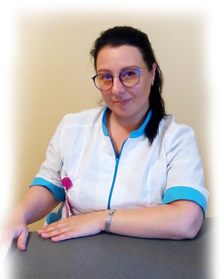 Евдокимова Наталья Викторовна, управляющая пансионатом «Наш Дом» в Лисьем Носу