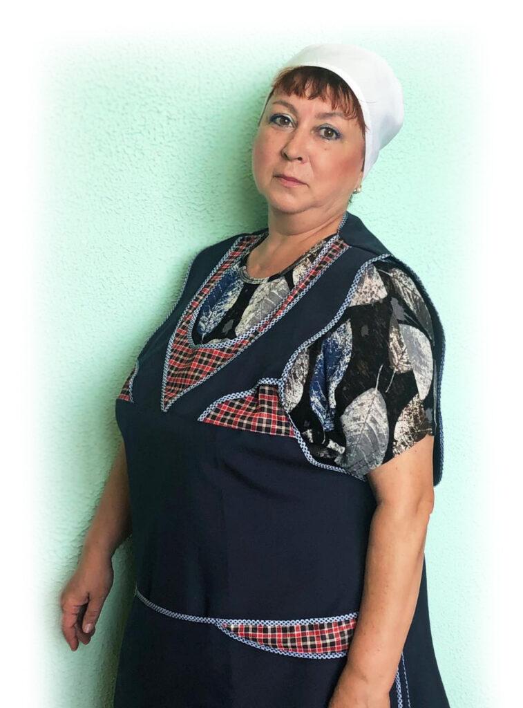 Рогоцкая Нина Петровна, повар пансионатом «Домашний Уют» Мшинская