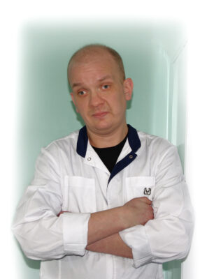 Степан Петрович Седов. Медицинский брат по массажу в пансионате «Наш Дом»