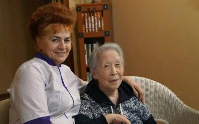 Дом престарелых в СПБ «Домашний Уют»